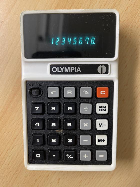 Olympia CD44S