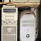 HP 9000, SUN Ultra 10, Apple Macintosh G4