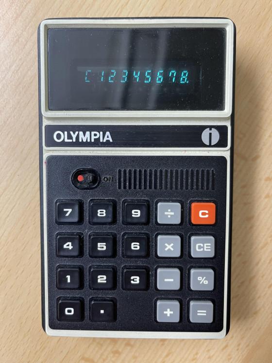 Olympia CD43