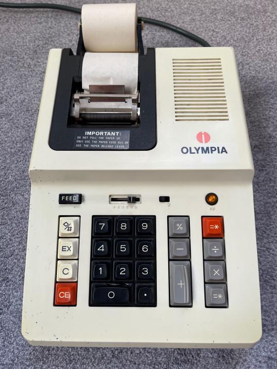 Olympia CA500
