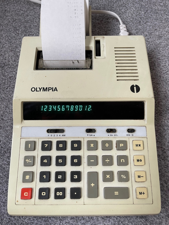Olympia CPD3211
