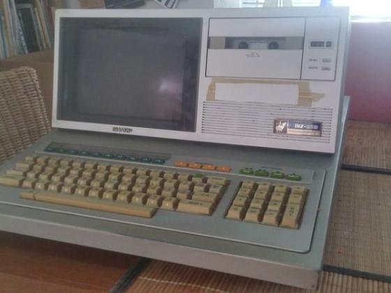 SHARP MZ-80 B