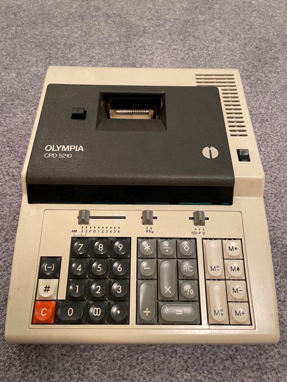 Olympia CPD5210