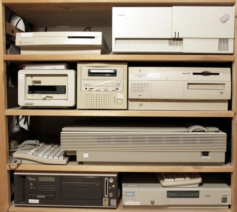 Apple Macintosh LC, IBM RS/6000, Apple PowerMacintosh 7200, HP Scanje, Fujitsu Siemens Desktop, Siemens WX200