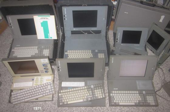 Olivetti S/D-Serie, M15 und TA Walkstations