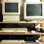 Apple IIGS und Commodore Amiga A1200