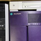 Atari Milan, Apple Macintosh Quadra 700, Noname-PC und SGI Iris Indigo