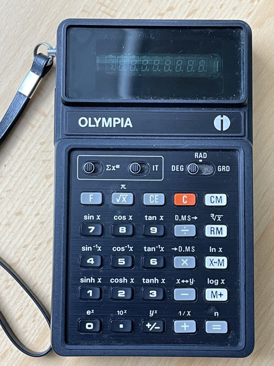 Olympia CD90
