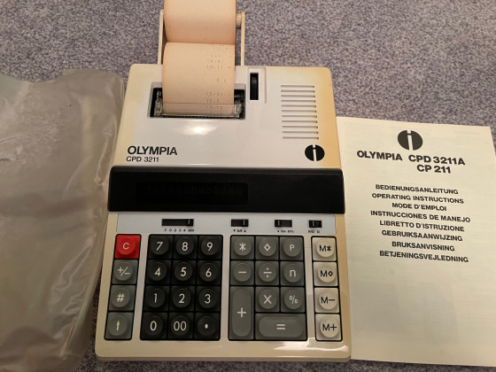 Olympia CPD3211A
