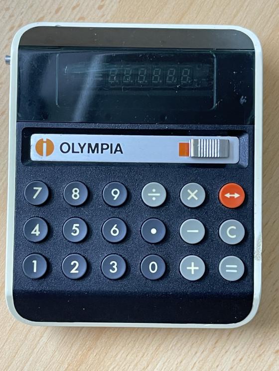 OLYMPIA CD60