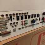 C64 + Tastatur Umbau in Holzgehäuse