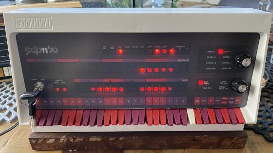 PDP-11/70 Replica