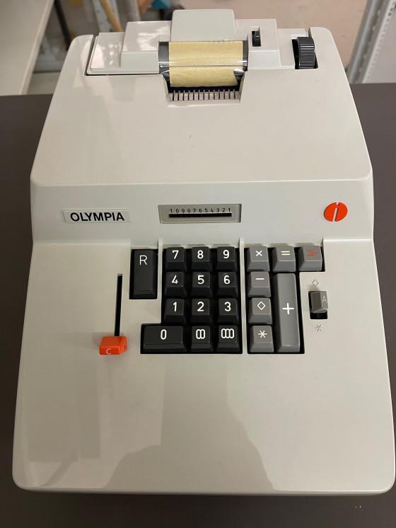 Olympia RAS12 D52