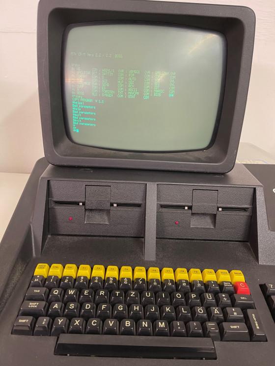 Olympia BOSS B 8085