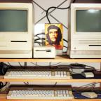 Apple Macintosh Classic und Macintosh SE
