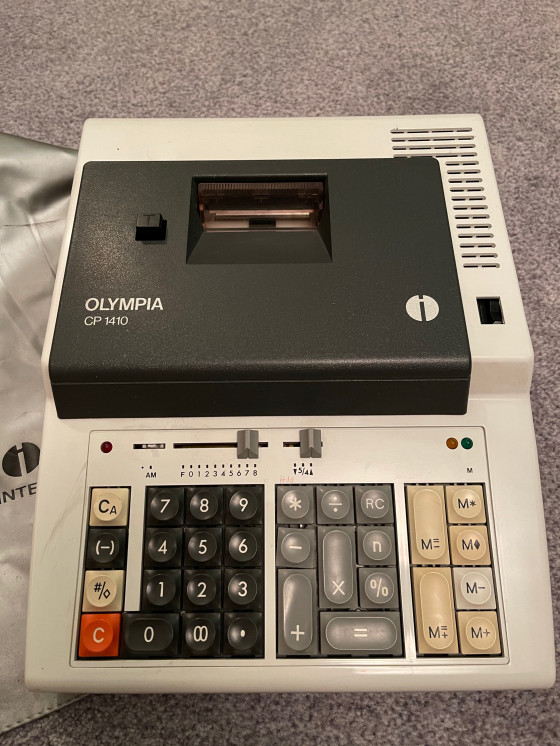 Olympia CP1410